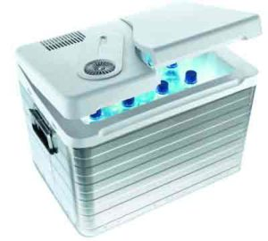 Mobicool Elektrische Alu Kühlbox